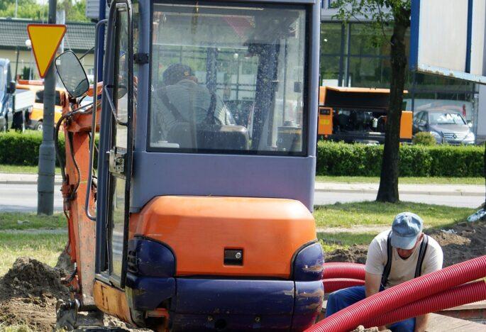 Aushebungen _Baggerarbeiten Borchen Paderborn