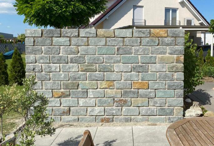Gartenmauer Mauer im Garten Paderborn